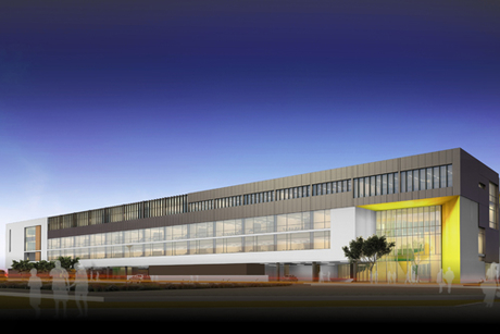 GAJ wins MEP, design contract for Arcadia Secondary School