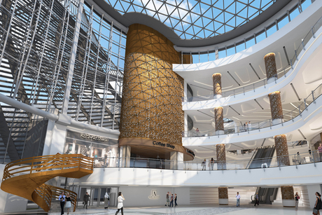 Abanos scoops $3m fit-out contract for Dubai's Art Centre mall