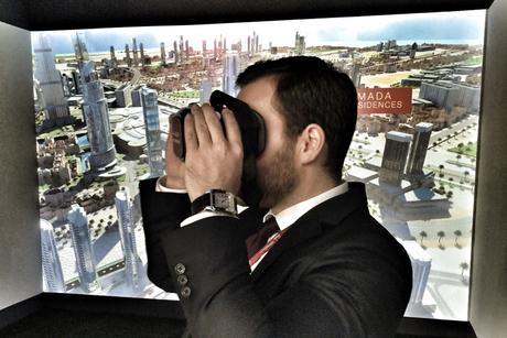 Saudi investors to take VR tours of UAE properties