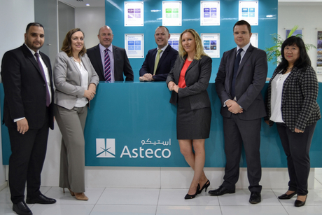Asteco makes seven associate director promotions