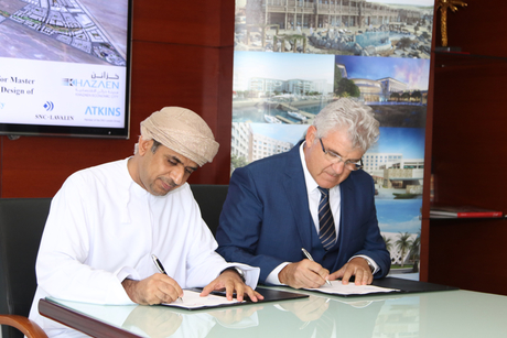 Atkins wins $7m consultancy contract for Oman megaproject