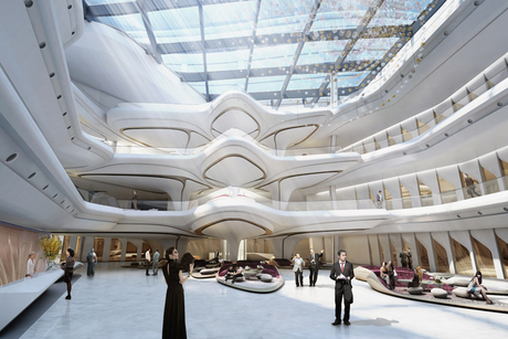 In Pictures: The Opus' Zaha Hadid designed apartments