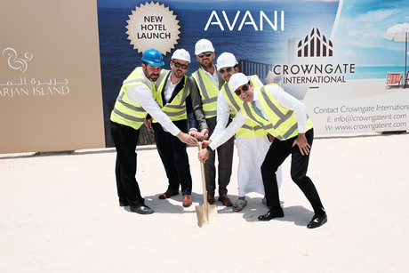 UAE: Crowngate breaks ground on $50m resort in Ras Al Khaimah