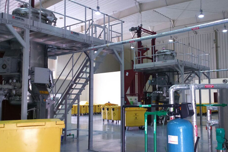 Averda opens second medical waste facility in Oman