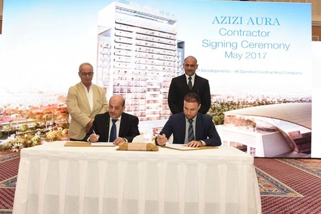 Azizi awards $32m contract for Downtown Jebel Ali project