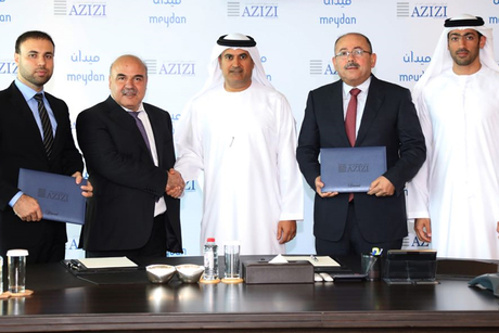 UAE: Azizi awards $460m of work within Meydan One