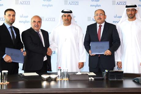 UAE: Azizi awards $460m of work within Meydan One