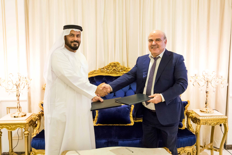UAE's Majed Hilal wins $156m Azizi Riviera contract