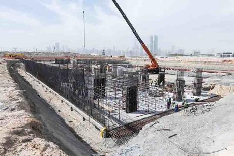 Foundation works 85% complete for Dubai's $3.2bn Azizi Riviera