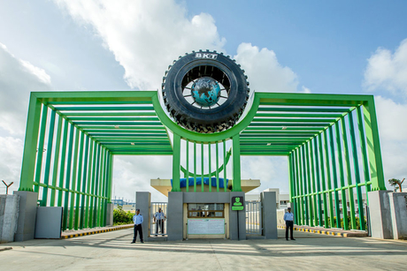 BKT invests $23m in tyre plant expansion in Bhuj, India