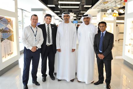 UAE: BMTC unveils $272,000 showroom renovation