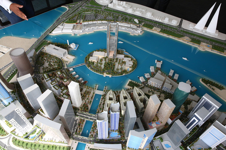 Bahrain's Water Bay residential project to complete in Q1 2019
