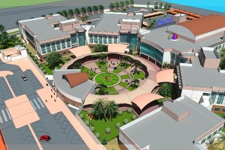 Biggest government school in Bahrain 28% complete