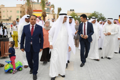 Bahrain completes Phase 1 of Tubli Bay walkway project
