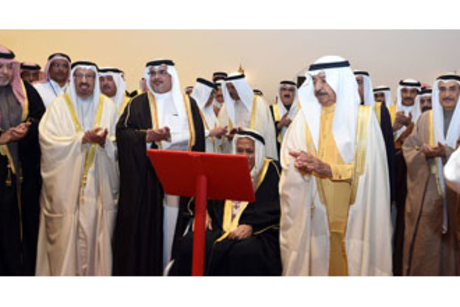 Bahrain inaugurates biggest mosque in Awali governorate