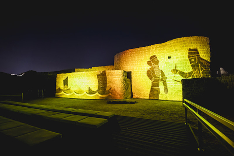 Carbon-neutral AV show to open at UNESCO heritage site Bahrain Fort