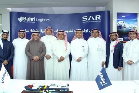 Bahri wins Saudi Rail Company logistics contract