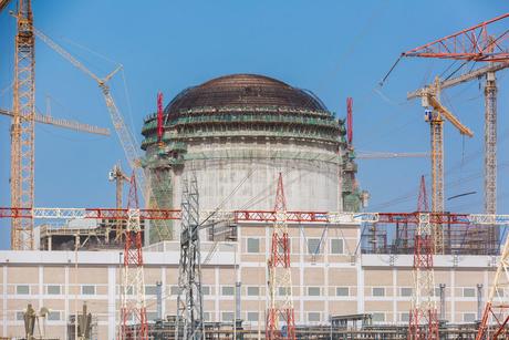 UAE nuclear energy plant Barakah 70% complete