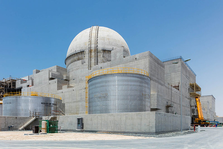 Regulator reviews construction oversight at UAE nuclear plant