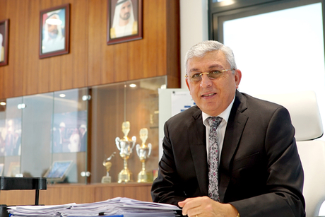 Big 5: Five minutes with Bashar Abou-Mayaleh, CIC