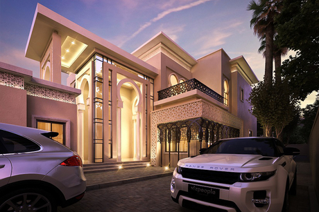In Pictures: Check out Abu Dhabi's Araco-designed Bayti homes