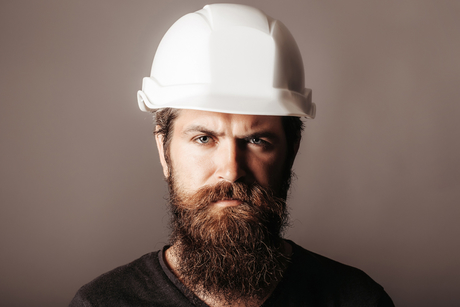 British building company issues ban on beards