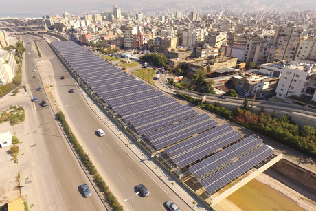 Case study: CCL discusses Beirut River Solar Snake's concrete beams