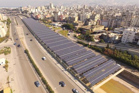 Case study: CCL discusses Beirut River Solar Snake's concrete beams
