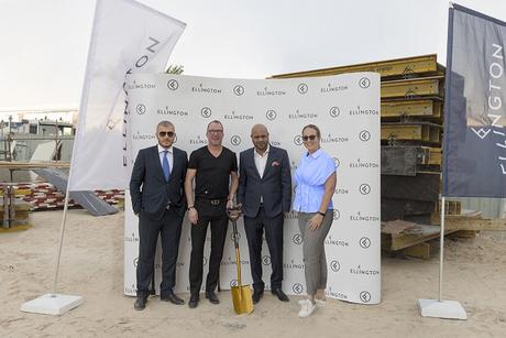 Ellington breaks ground on Belgravia Heights II in Dubai