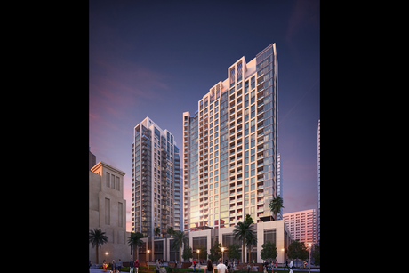 Dubai: Dubai Properties launches Bellevue Tower 2