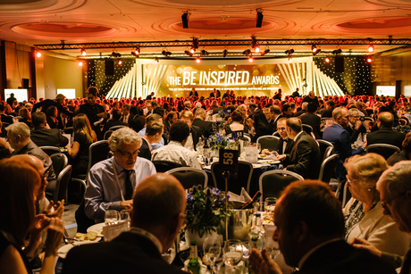 Bentley Systems unveils Be Inspired Awards winners