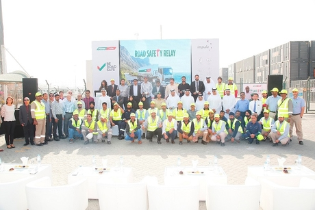 Puma Energy hosts road safety event in Dubai