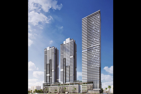 Enabling works begin for Dubai's 944-unit Bloom Towers