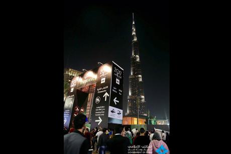 Dubai's Burj Khalifa area cleaned up after NYE
