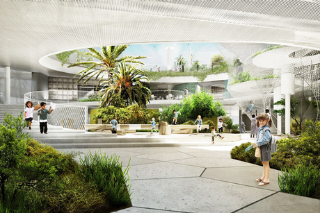 Dubai's sustainable city finalises school design