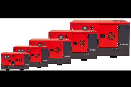 Chicago Pneumatic extends genset range to 200kVA