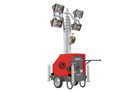 Chicago Pneumatic widens LED light tower range