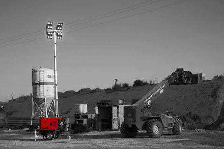 Q&A: Chicago Pneumatic talks LED light tower uptake in the Gulf