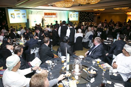 Last chance to book tables at CW Oman Awards 2016