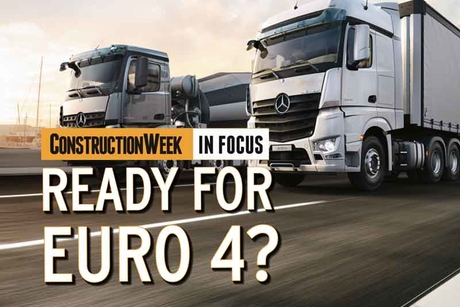 Video: Construction Week In Focus – The UAE's Euro 4 regulation