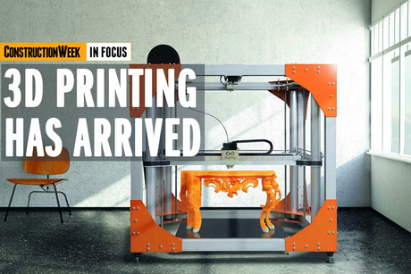Video: Construction Week In Focus | 3D printing in the Middle East