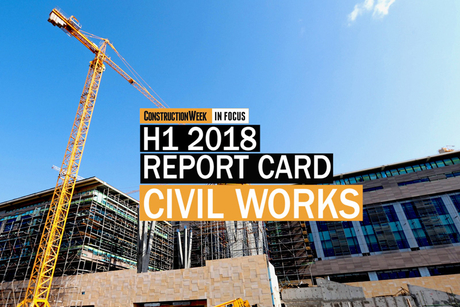 Video: Construction Week In Focus | H1 2018 report – Civil contracting