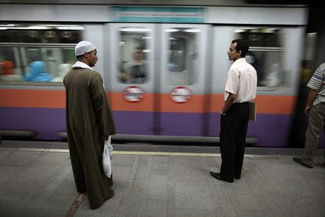 Egypt's Orascom bags $308m Cairo metro deal