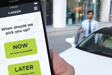 Sharjah's Shurooq inks mobility deal with Careem
