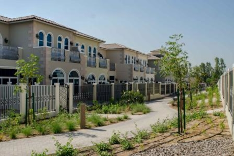 Motor City Green Community Villas Phase 2 ready for hand over