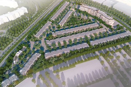 National Properties unveils Phase 3 of Green Community Motor City