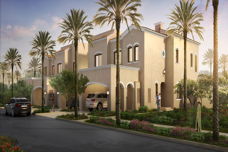 Dubai Properties Group unveils homes at Serena