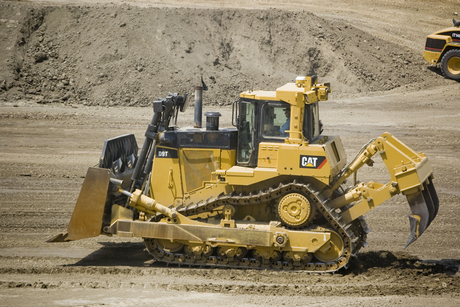 Al-Bahar launches undercarriage for Cat D9 dozers
