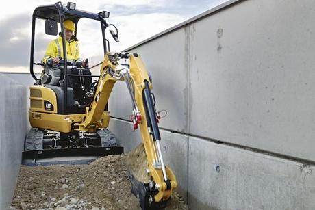 Caterpillar to phase out seven mini-excavators