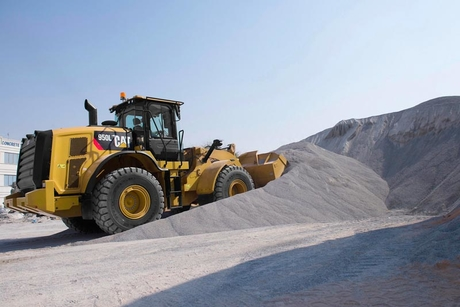 Caterpillar launches 950L and 962L wheel loaders